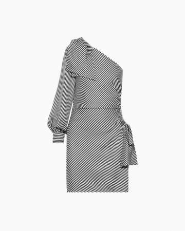 Robe Maples Bow Stripes