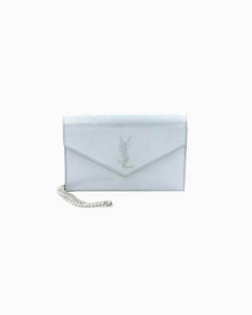 Shimmery purse
