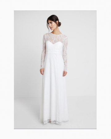 Robe De Cocktail Blanche
