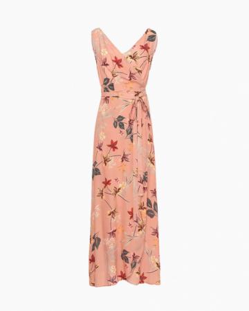 Robe Floral Wrap