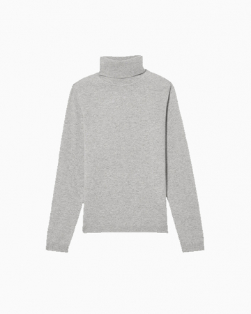 Pull Col roule 6 fils