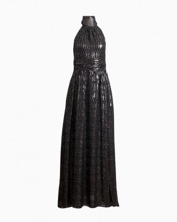 Robe Silk Long