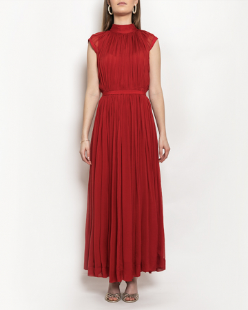 Robe Athéna Rouge