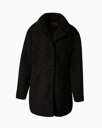 Manteau Fluffy