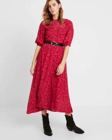 Robe Jessie Rouge