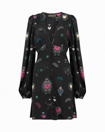 Diva Heart Dress