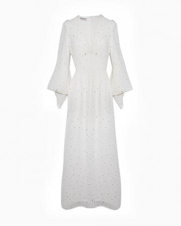 Ecru Etoilée Dress