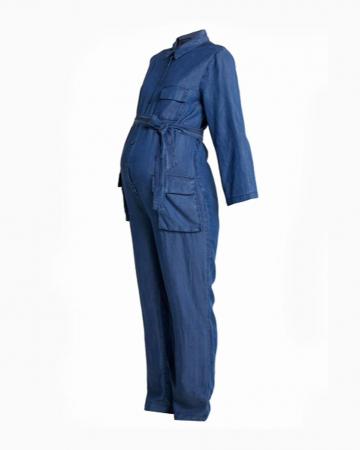 Blue Denim jumpsuit