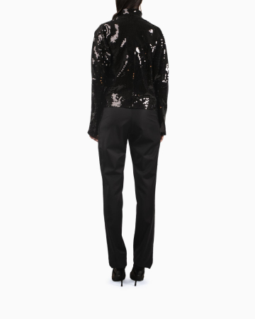 Lise Sequin Black jacket