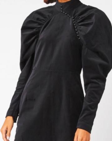 Robe Mini Velours