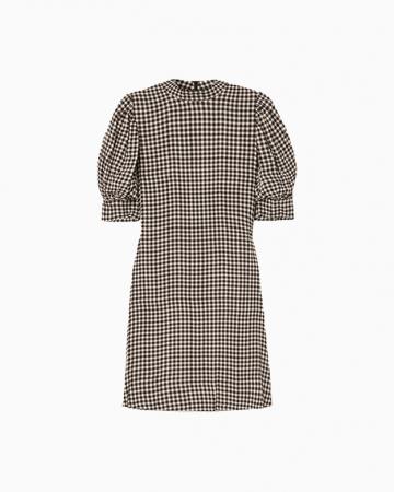 Carreaux Vichy Dress
