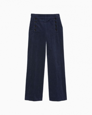 Pantalon Velvet Marine