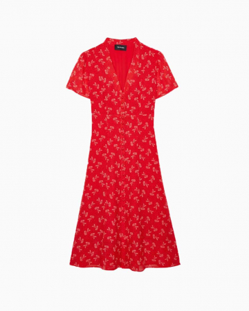 Robe Rouge Bloom