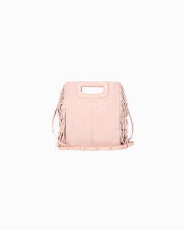 Sac Mini M Rose pale