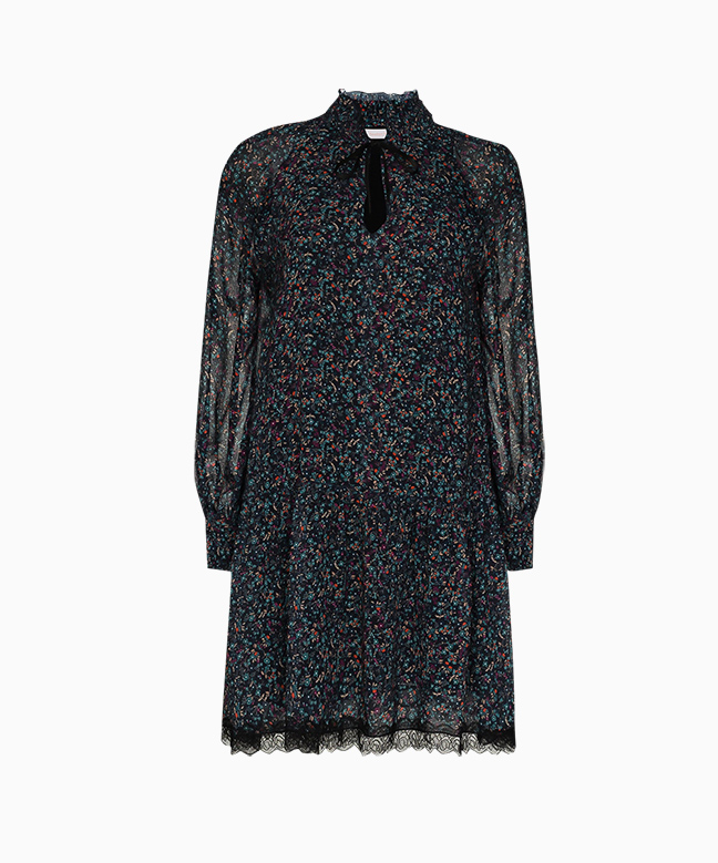 Location Robe SEE BY CHLOE Floral Print 1