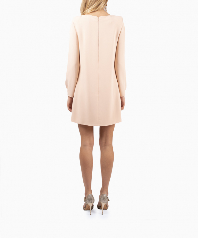 ELISABETTA FRANCHI dress rental Sartorial Nude. 3