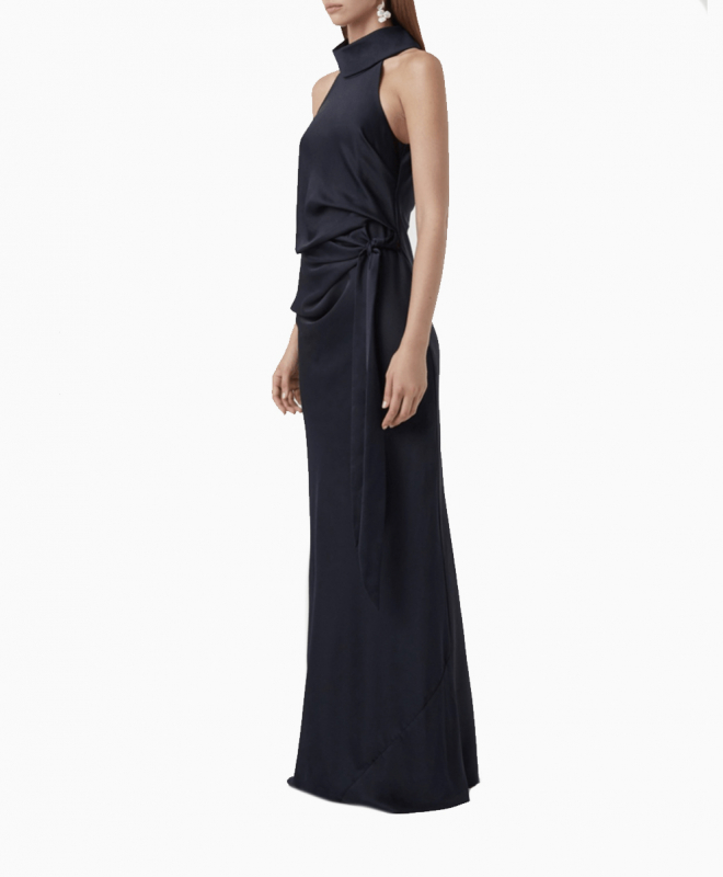 CAMILLA AND MARC long dress rental Foxglove. 4
