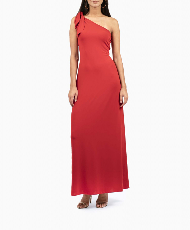 RALPH LAUREN long dress rental Corvette. 2