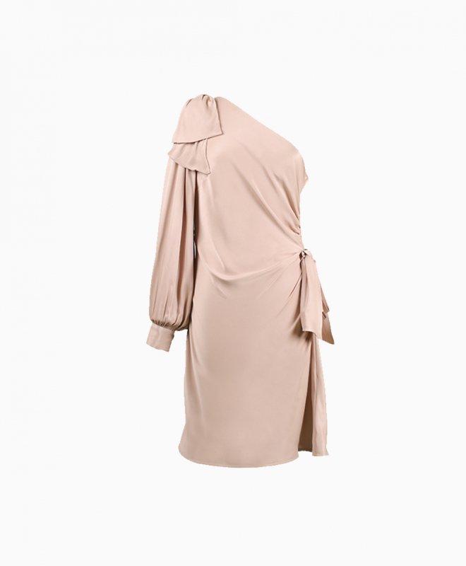 Location robe Zimmermann Maples Bow Blush 1