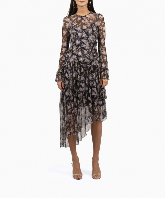 ZIMMERMANN dress rental Stranded Tier. 2