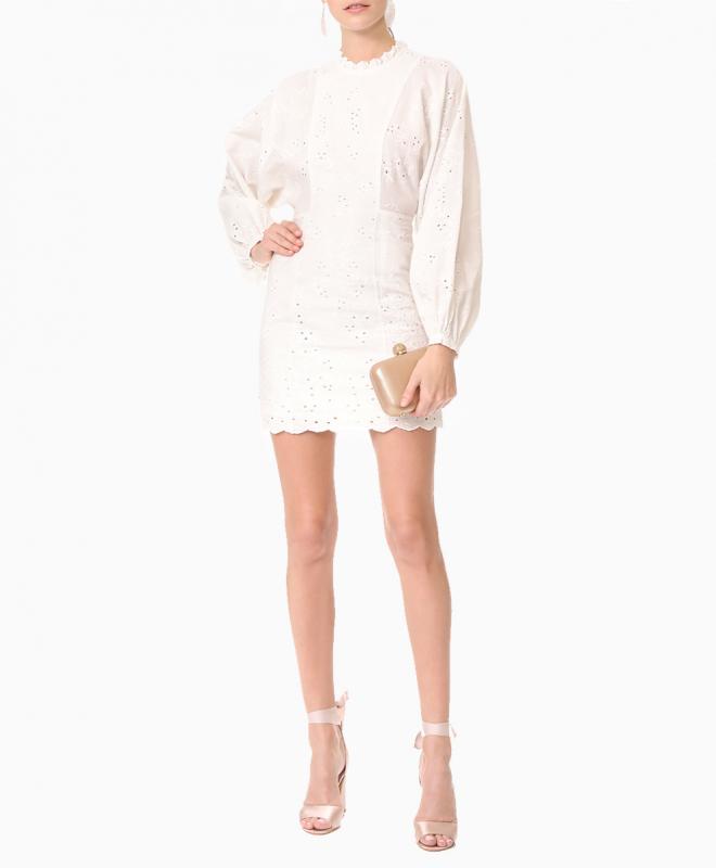 ULLA JOHNSON dress rental Eva. 4