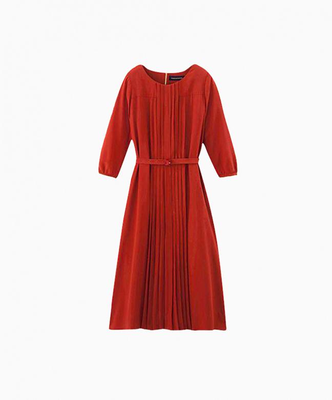 Location robe Vanessa Seward Asymétrique 1