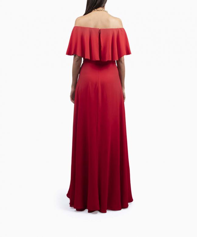 Location robe Valentino Red 3