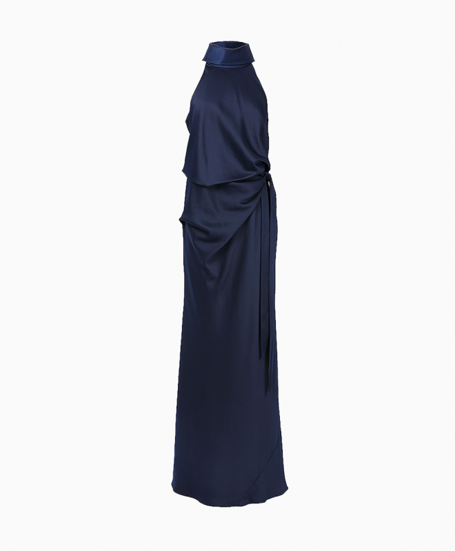 CAMILLA AND MARC long dress rental Foxglove. 1
