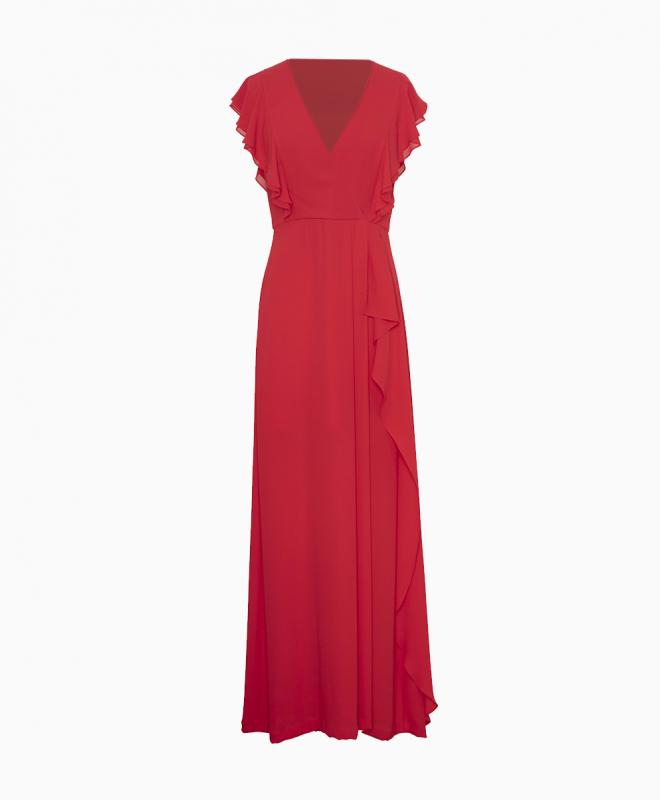 BCBG long dress rental Marbelle. 1