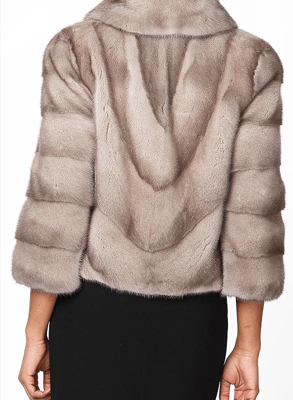 AGNÈS GERCAULT jacket rental Agnès Fur. 3