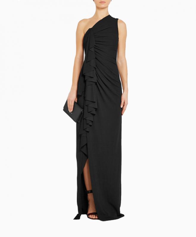 Location robe Givenchy Asymétrique 4