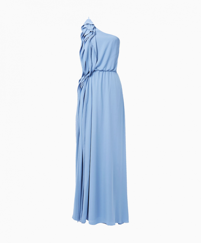 BCBG long dress rental Joyce. 1