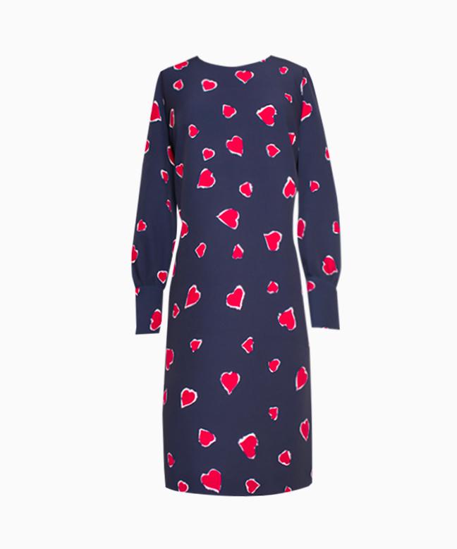 Location robe Tara Jarmon Coeur 1