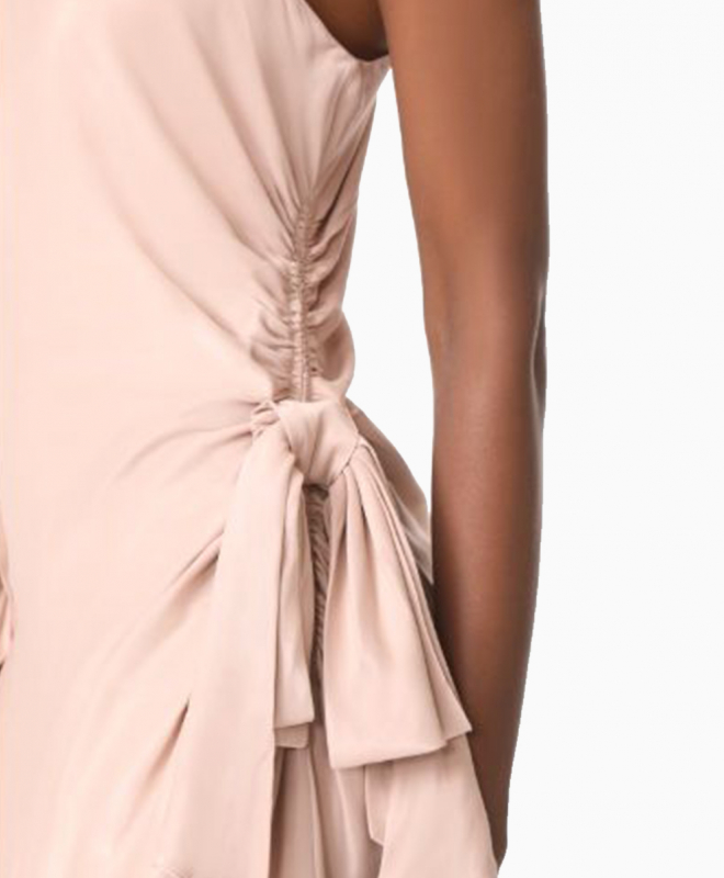 Location robe Zimmermann Maples Bow Blush 4