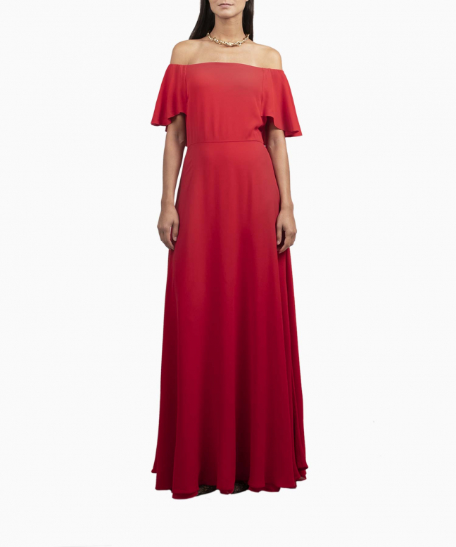 Location robe Valentino Red 2