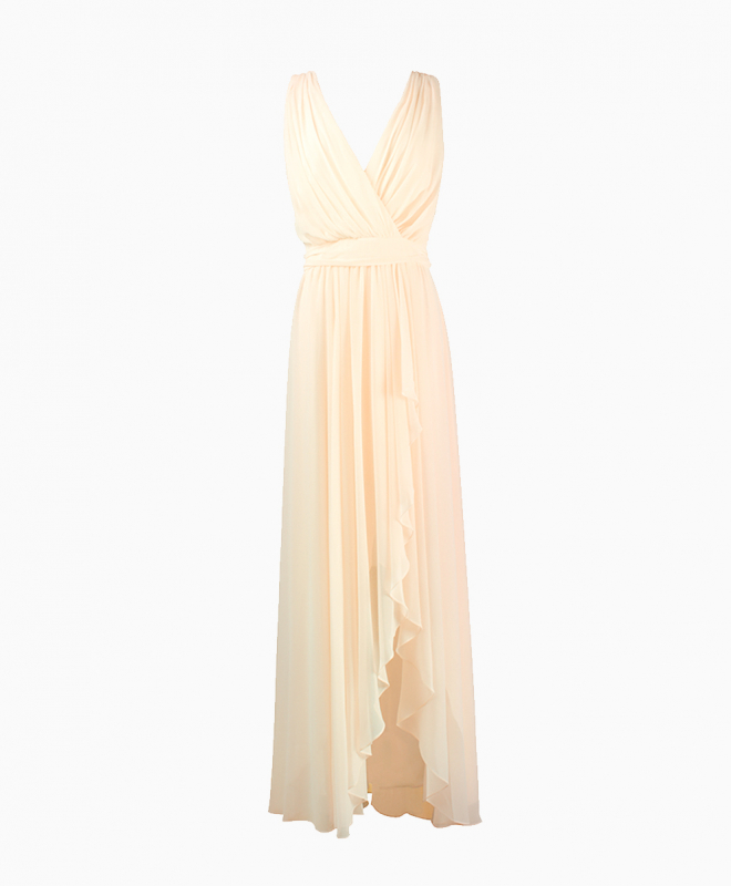 Location robe Badgley Mischka Blush 1
