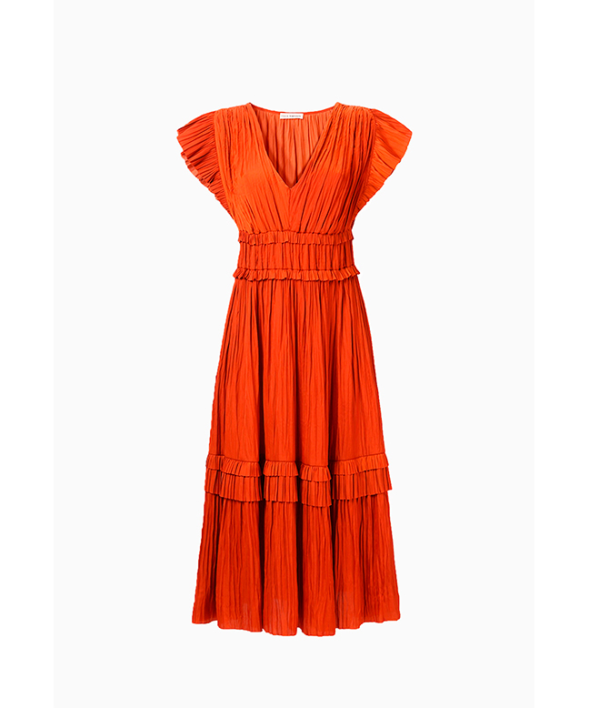 ULLA JOHNSON dress rental Ayana. 1