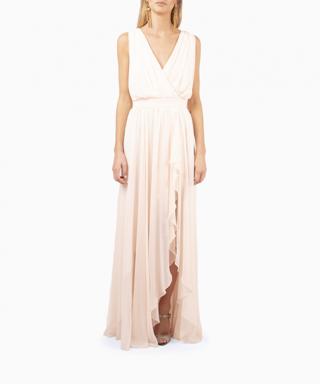 Location robe Badgley Mischka Blush 2