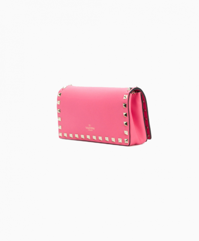 Location pochette Valentino Rockstud Rose 2