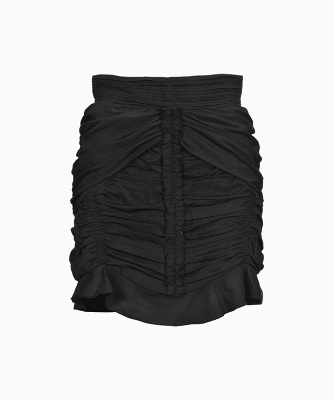 Location jupe Isabel Marant Upi Ruched 1