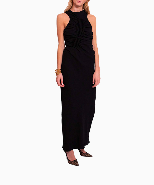 Location robe longue Haider Ackermann Ruched 2