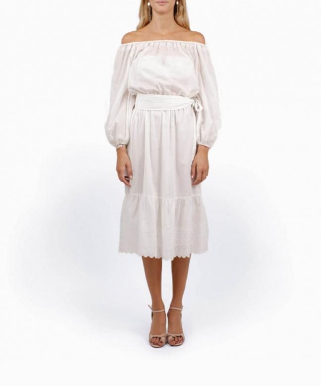 Location robe VANESSA BRUNO Brodée 2