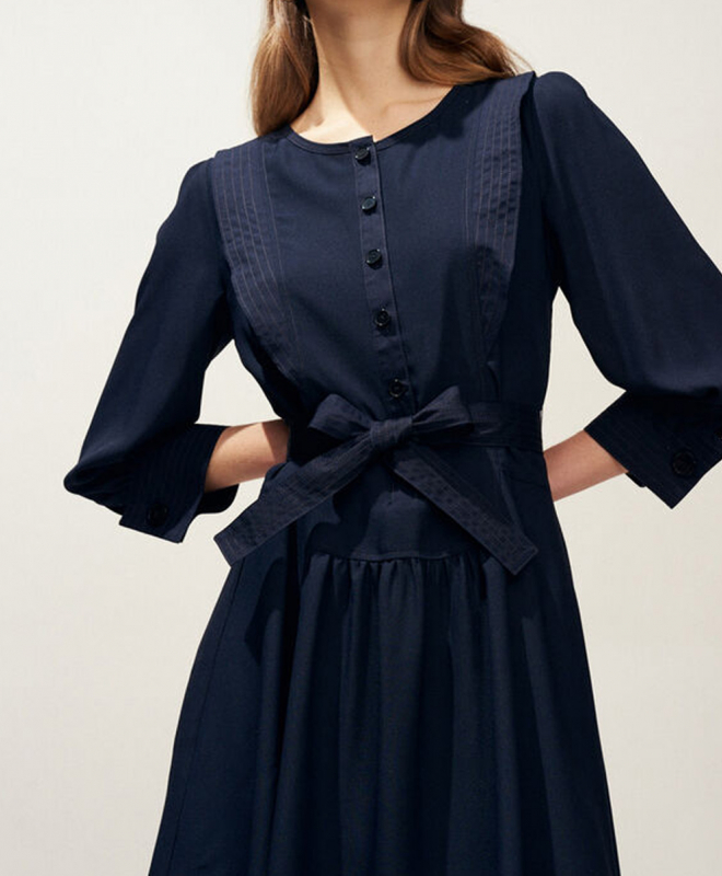 Location robe claudie pierlot rihane 2