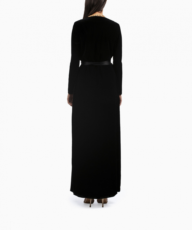 Location robe DVF Julian Wrap 3