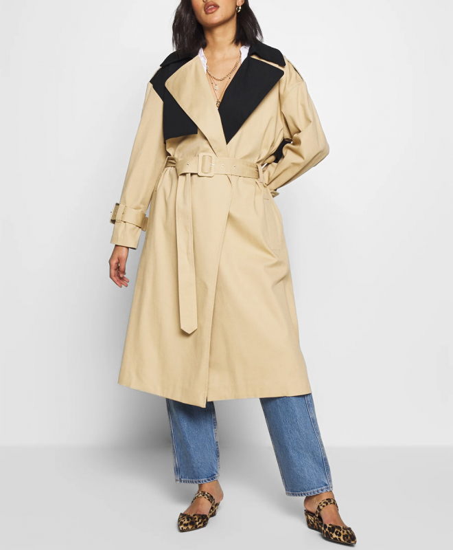 Location Trench Who What Wear 3