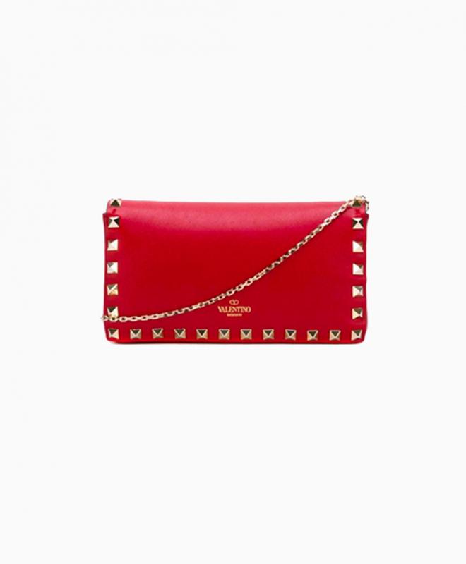 VALENTINO purse rental Rockstud. 1