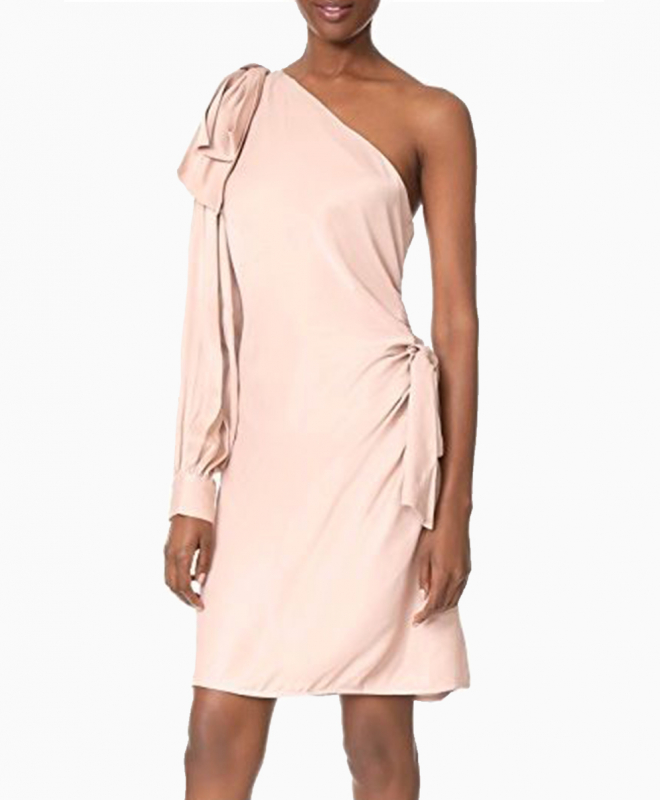 Location robe Zimmermann Maples Bow Blush 2