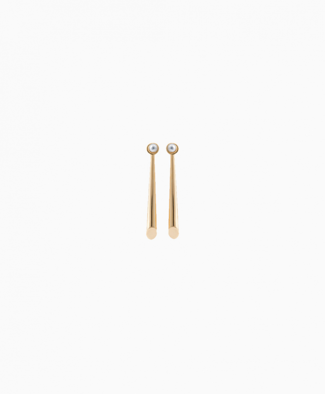 CHARLOTTE CHESNAIS earrings rental Falless. 1