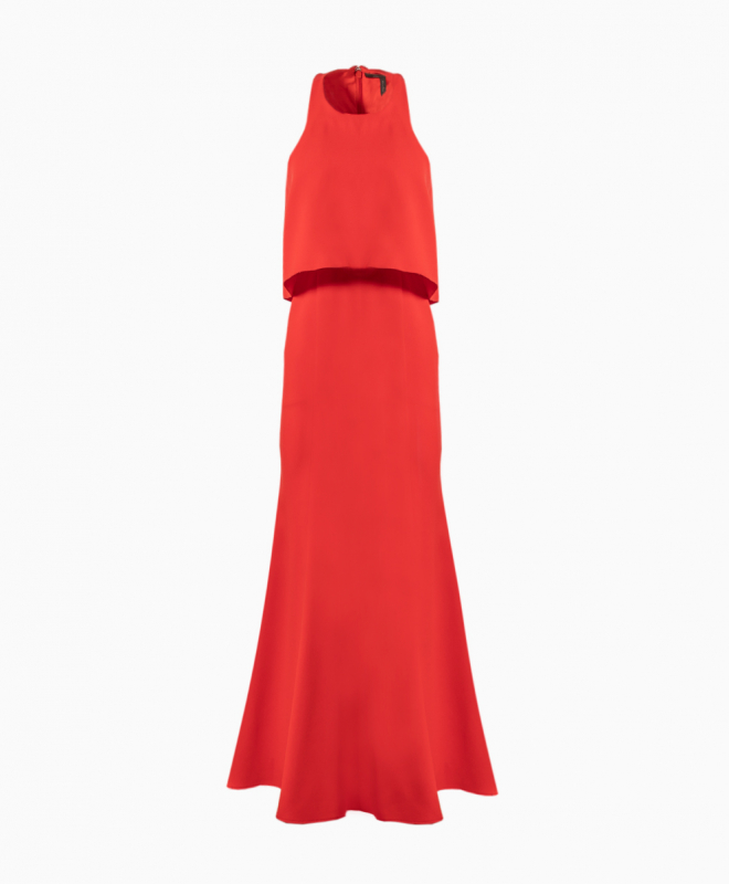 Location robe BCBG Corail 1