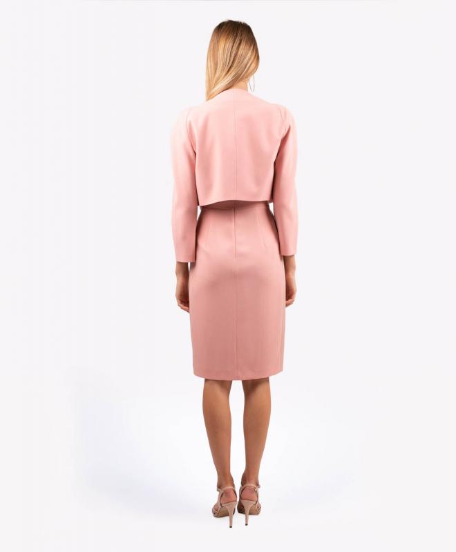 PAULE KA short dress rental Rosie. 2